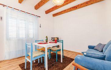 Novi Vinodolski, Living room u smještaju tipa apartment, WIFI.