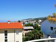 Balcony - view - Apartment A-11527-a - Apartments Selce (Crikvenica) - 11527