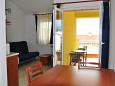 Dining room - Apartment A-11527-a - Apartments Selce (Crikvenica) - 11527