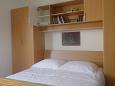 Bedroom - Studio flat AS-11528-a - Apartments Stomorska (Šolta) - 11528