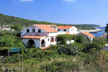 Property Rukavac (Vis) - Accommodation 1153 - Apartments near sea.