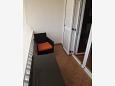 Balcony 2 - Apartment A-11532-a - Apartments Barbat (Rab) - 11532
