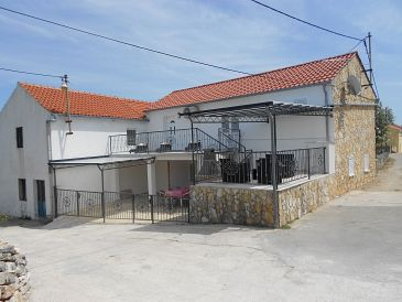 Property Veli Rat (Dugi otok) - Accommodation 11533 - Vacation Rentals with rocky beach.