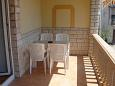 Terrace - Apartment A-11544-a - Apartments Vodice (Vodice) - 11544