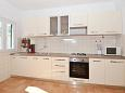 Kitchen 1 - House K-11554 - Vacation Rentals Marina (Trogir) - 11554