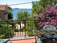 Balcony - Apartment A-11557-b - Apartments Prižba (Korčula) - 11557