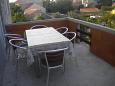 Balcony - Apartment A-11562-a - Apartments Dobropoljana (Pašman) - 11562