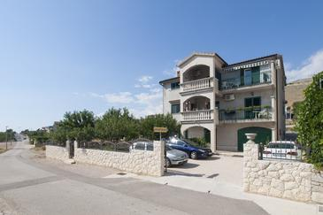 Property Grebaštica (Šibenik) - Accommodation 11572 - Apartments with pebble beach.