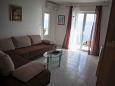 Suhi Potok, Living room u smještaju tipa apartment, dostupna klima i WIFI.