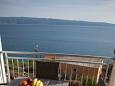 Terrace - view - Apartment A-11574-a - Apartments Suhi Potok (Omiš) - 11574