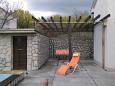 Terrace - House K-11581 - Vacation Rentals Klenovica (Novi Vinodolski) - 11581