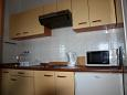 Kitchen - Apartment A-11588-c - Apartments Podaca (Makarska) - 11588