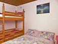Bedroom 2 - Apartment A-11600-a - Apartments Mandre (Pag) - 11600