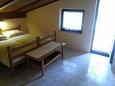 Lavdara, Bedroom 1 u smještaju tipa house.