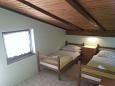 Lavdara, Bedroom 2 u smještaju tipa house.