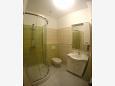 Bathroom - Apartment A-11607-a - Apartments Marina (Trogir) - 11607