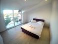 Bedroom 1 - Apartment A-11607-a - Apartments Marina (Trogir) - 11607