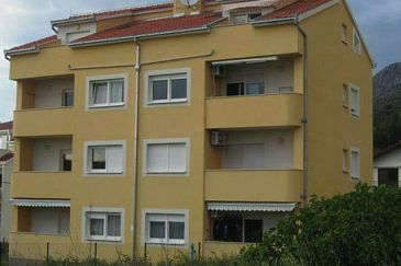 Property Podstrana (Split) - Accommodation 11610 - Apartments with pebble beach.