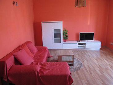 Palit, Living room u smještaju tipa apartment, dostupna klima i WIFI.