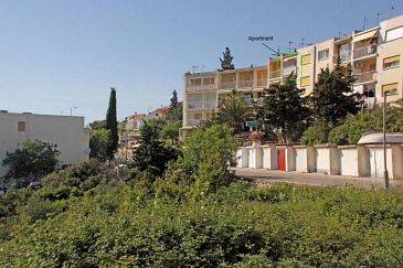 Property Hvar (Hvar) - Accommodation 11630 - Apartments with pebble beach.