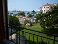 Umag, Balcony 2 u smještaju tipa apartment, s pogledom na more i WIFI.
