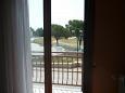 Umag, Balcony 3 u smještaju tipa apartment, s pogledom na more i WIFI.