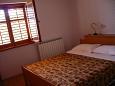 Umag, Bedroom 1 u smještaju tipa apartment, WIFI.