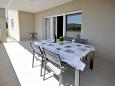 Terrace - Apartment A-11649-a - Apartments Plano (Trogir) - 11649
