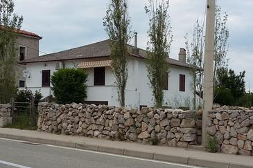 Belej, Cres, Property 11657 - Apartments with pebble beach.