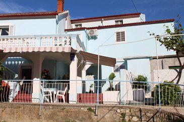 Property Lukoran (Ugljan) - Accommodation 11672 - Apartments near sea with pebble beach.