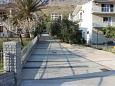 Parking lot Duće (Omiš) - Accommodation 11673 - Apartments near sea with sandy beach.