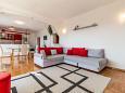 Kaštel Kambelovac, Living room u smještaju tipa apartment, WIFI.