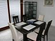 Dining room - Apartment A-11682-a - Apartments Ostrvica (Omiš) - 11682