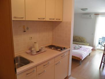Studio flat AS-11687-b - Apartments Brela (Makarska) - 11687