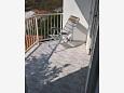 Balcony 2 - House K-11698 - Vacation Rentals Novi Vinodolski (Novi Vinodolski) - 11698