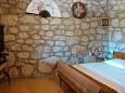 Bedroom 1 - House K-11701 - Vacation Rentals Gornje Planjane (Zagora) - 11701