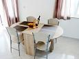 Dining room - Apartment A-11703-b - Apartments Gustirna (Trogir) - 11703