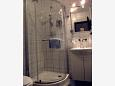 Bathroom - Apartment A-11707-b - Apartments Uvala Makarac (Brač) - 11707