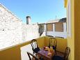 Balcony - view - House K-11722 - Vacation Rentals Zaton (Zadar) - 11722