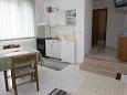Dining room - Apartment A-11733-c - Apartments Brela (Makarska) - 11733