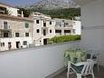 Balcony - Apartment A-11733-d - Apartments Brela (Makarska) - 11733