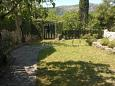 Courtyard Dolinci (Crikvenica) - Accommodation 11741 - Vacation Rentals with pebble beach.