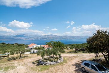 Property Dučac (Brač) - Accommodation 11742 - Vacation Rentals with pebble beach.