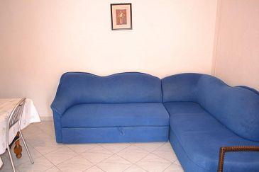 Kanica, Dining room u smještaju tipa apartment, dostupna klima i WIFI.