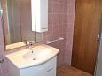 Bathroom - Apartment A-11745-a - Apartments Kanica (Rogoznica) - 11745