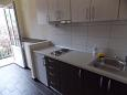 Kitchen - Apartment A-11748-a - Apartments Podaca (Makarska) - 11748