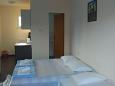 Bedroom - Studio flat AS-11748-a - Apartments Podaca (Makarska) - 11748
