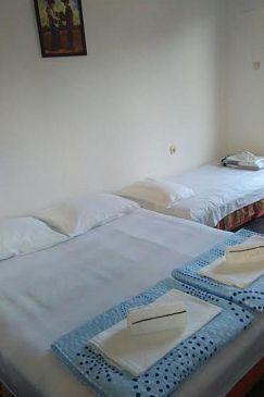 Podaca, Bedroom u smještaju tipa studio-apartment, dostupna klima, dopusteni kucni ljubimci i WIFI.