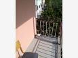 Balcony - Apartment A-11750-a - Apartments Stupin Čeline (Rogoznica) - 11750