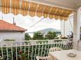 Terrace 2 - view - Apartment A-11760-a - Apartments Trogir (Trogir) - 11760